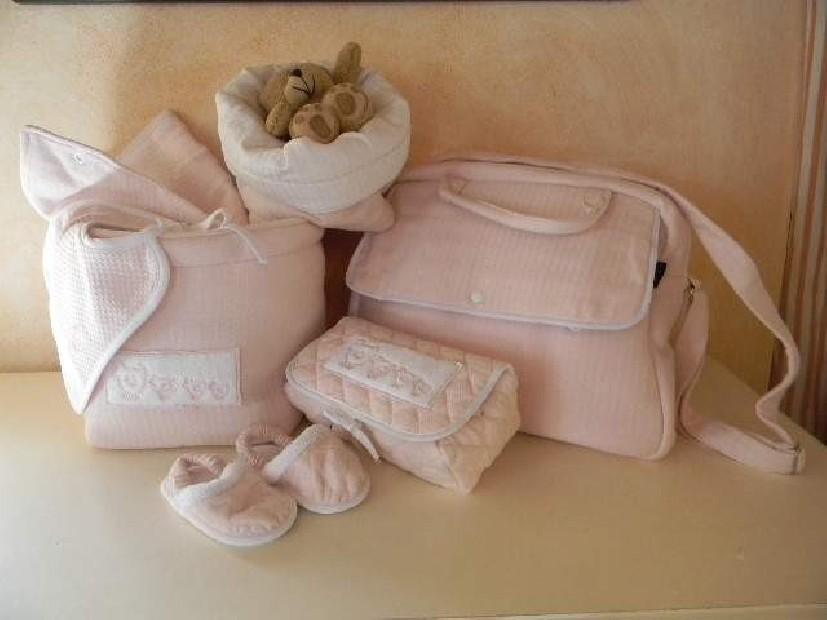 Set Baby rosa