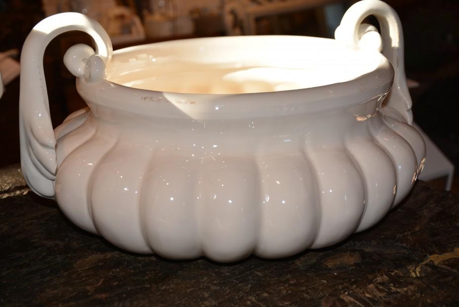 Centrotavola , ceramiche Virginia
