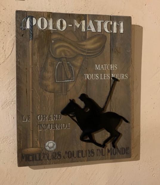 Enseigne Polo Match